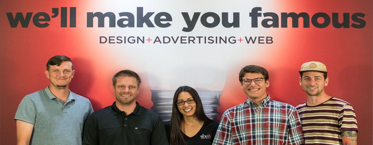 Photo of Shok Idea Group new hires