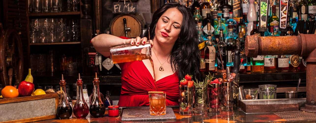 The Bounty Speakeasy at Flagler Tavern