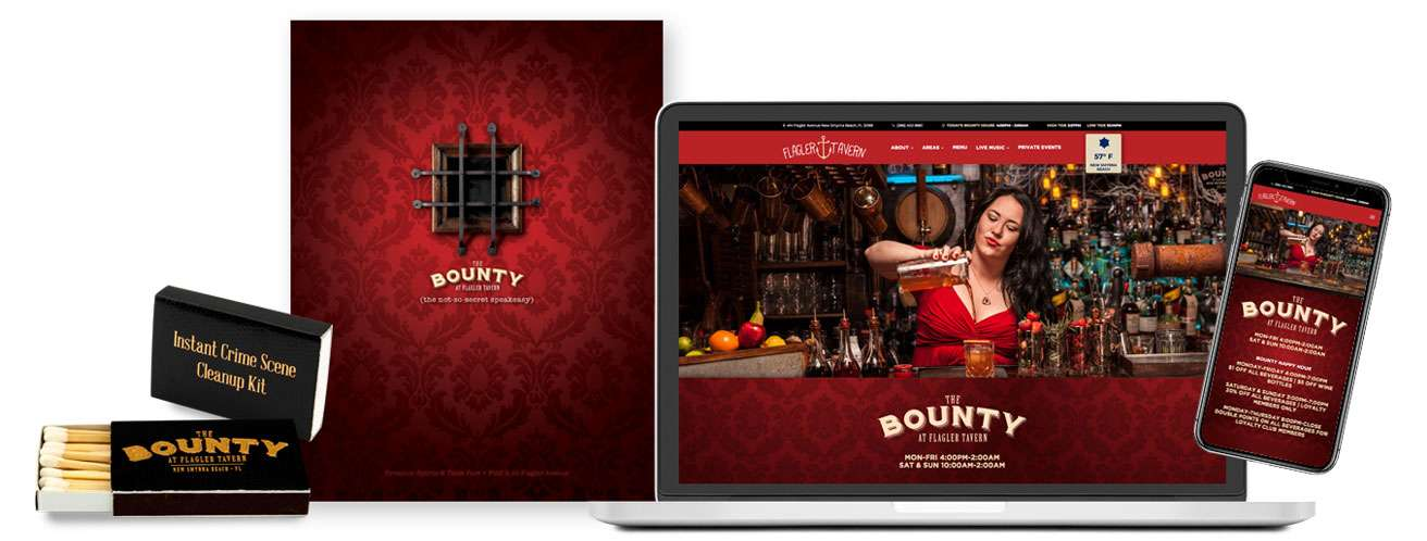 The Bounty Speakeasy at Flagler Tavern