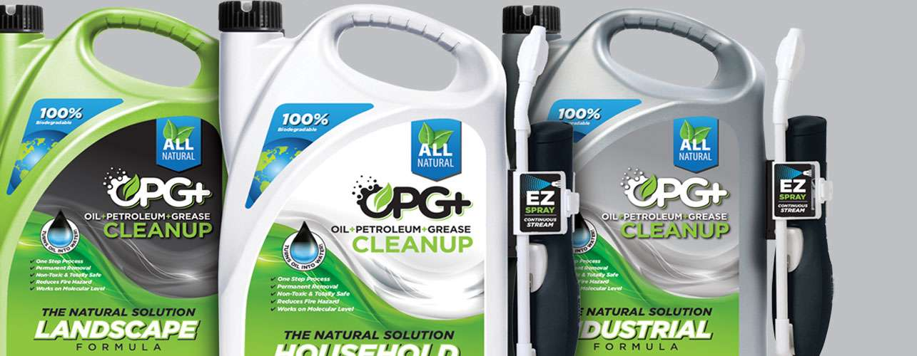 OPG+ Oil Eater Solution